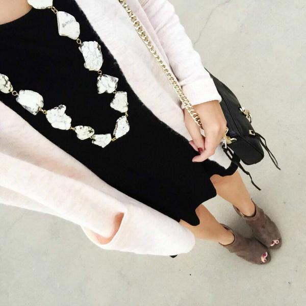 little black dress, sole society