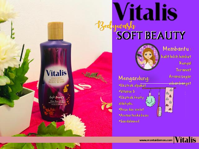 vitalis bodywash