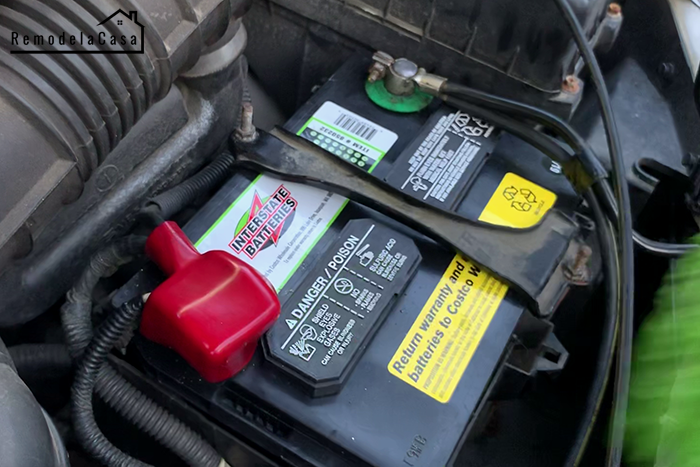 How To Change The Car Battery On A 2003 Honda Odyssey