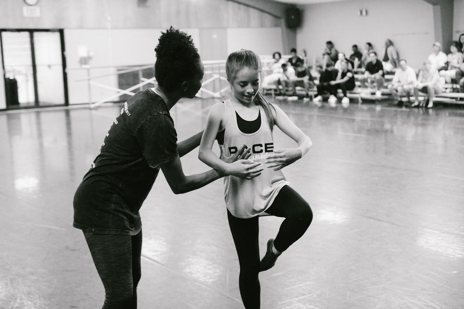 race dance