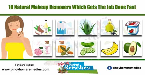 10 Natural Makeup Removers Which Gets The Job Done Fast