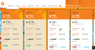 Cara Daftar Paket Internet U Mobile 2020