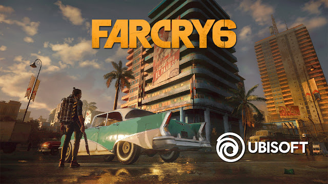 far cry 6 gameplay reveal release date october 7, 2021 first person shooter ubisoft pc ps4 ps5 xb1 xsx giancarlo esposito anthony gonzalez