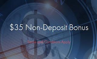 Bonus Forex Tanpa Deposit Errante $35