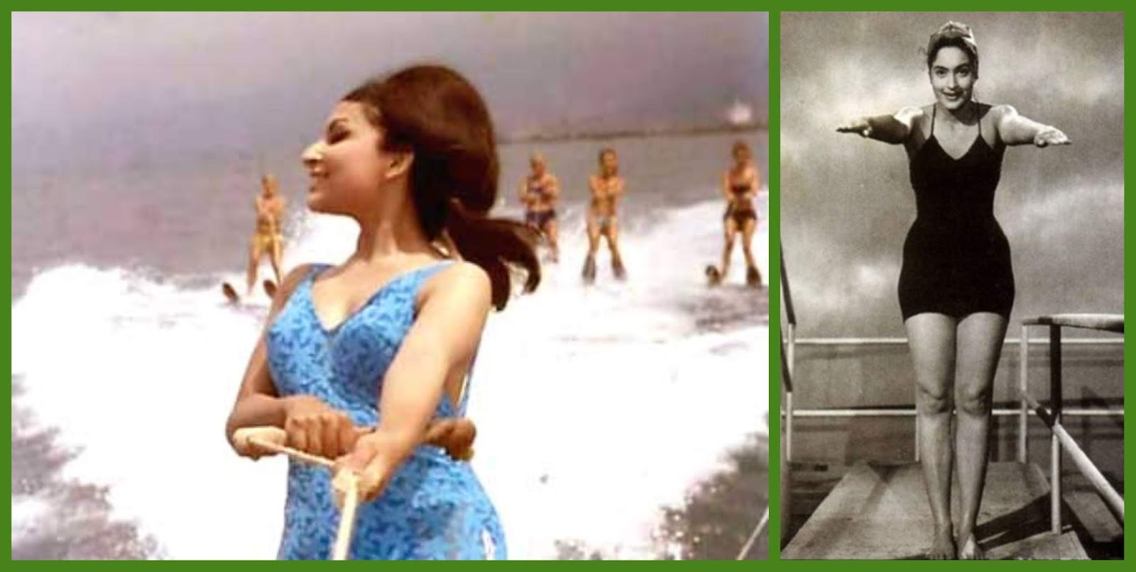 Bikini evolution in Bollywood from 1960s to 2010s - Sukoon