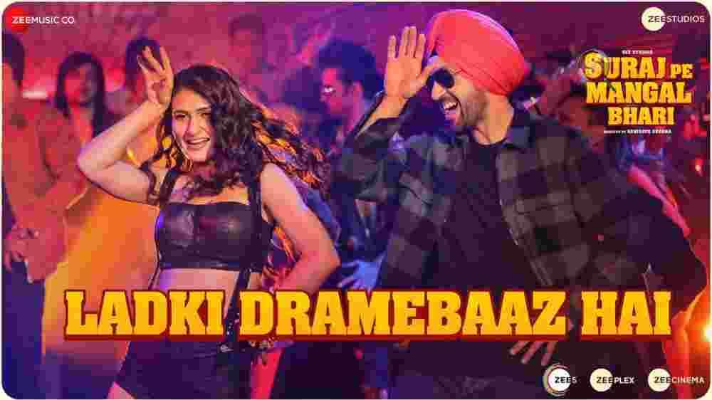 Ladki Dramebaaz Hai Lyrics