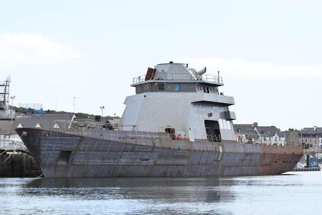 Poder Naval: Avanza el alistamiento de los Patrulleros Oceánicos ...