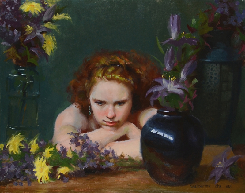 William Schneider | American Figurative painter