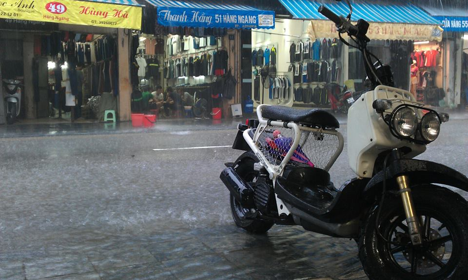 Hanoi - Things to do in the rain