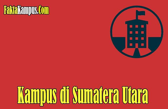 Kampus di Sumatera Utara