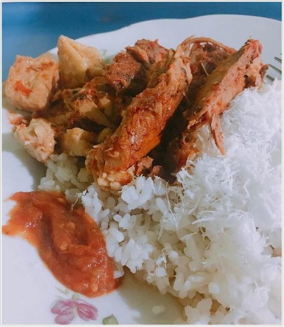 Nasi Karak;10 Top Kuliner Situbondo;