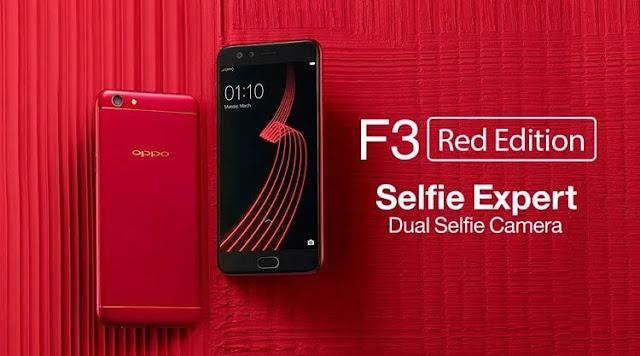 Review Perangkat Lunak Smartphone OPPO F3