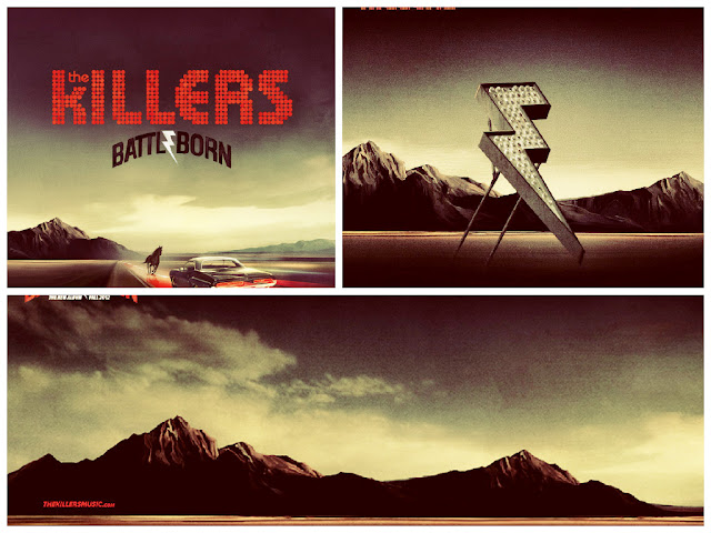 desconstruindo 1 - The Killers: Battle Born (Como não amar?)