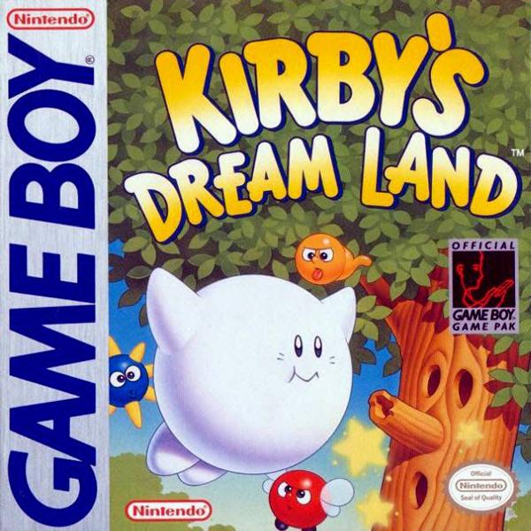 Kirby's Dream Land 1992