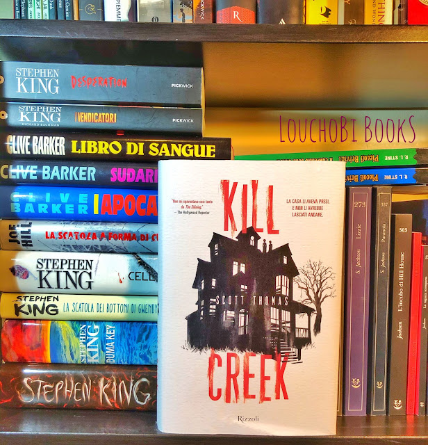 Kill Creek - Scott Thomas [recensione]