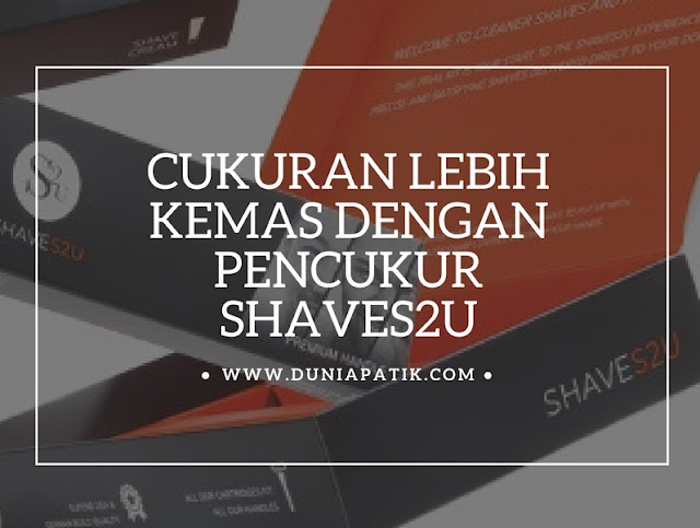 Pencukur Shaves2u