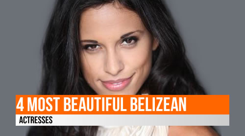 LIST: 4 Most Beautiful Belizean actresses
