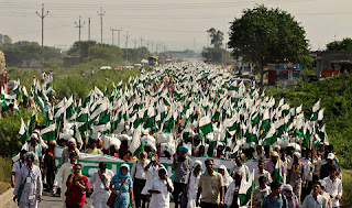 landless-protest-in-bihar