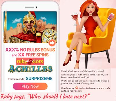 Ruby Slots Casino Promo Bonus Coupons