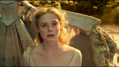 Elle Fanning star alongside Michelle Pfeiffer in the Disney movie sequel Maleficent: Mistress of Evil
