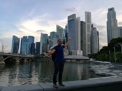 Backpack 3 Hari 2 Malam ke Singapura Dengan RM384 Saja!