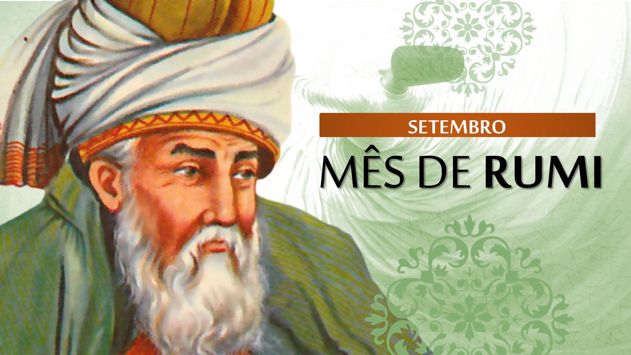 Setembro, mês de Rumi