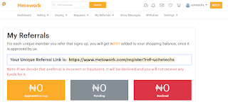 Metowork Referral