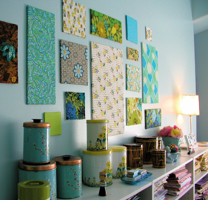 The Warped and The Weft: Stash Solver: Wall Art!