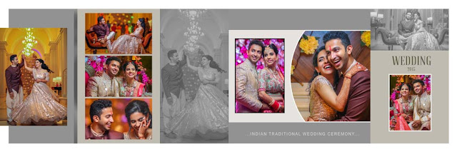 Advance Wedding Album