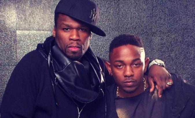 50 Cent Kendrick Lamar TDE