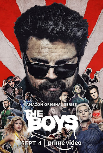 The Boys Temporada 2 (Web-DL 720p Ingles Subtitulada) (2020)