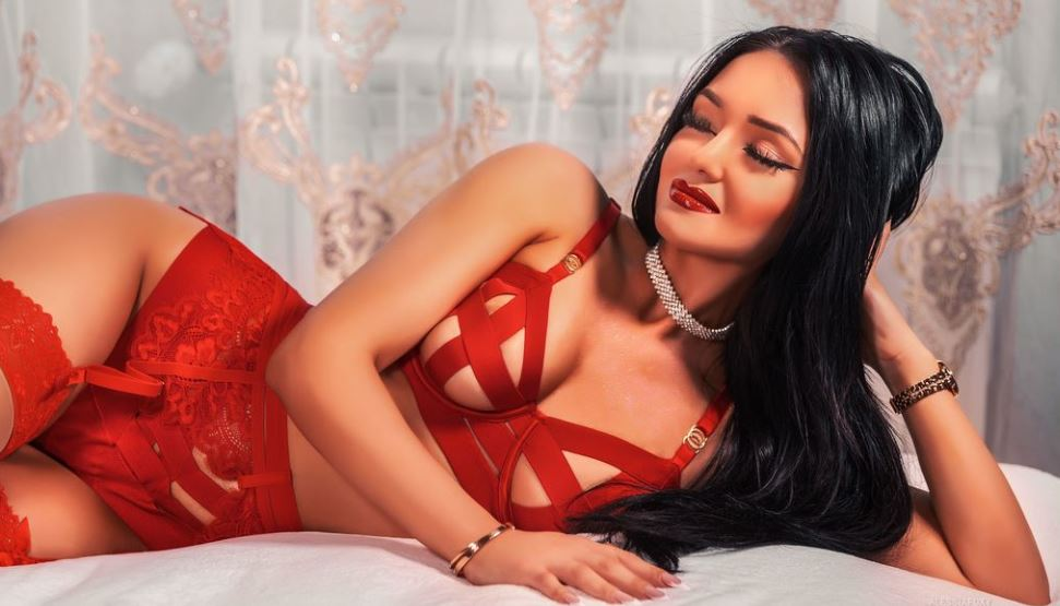 AlessiaFoxy Model GlamourCams