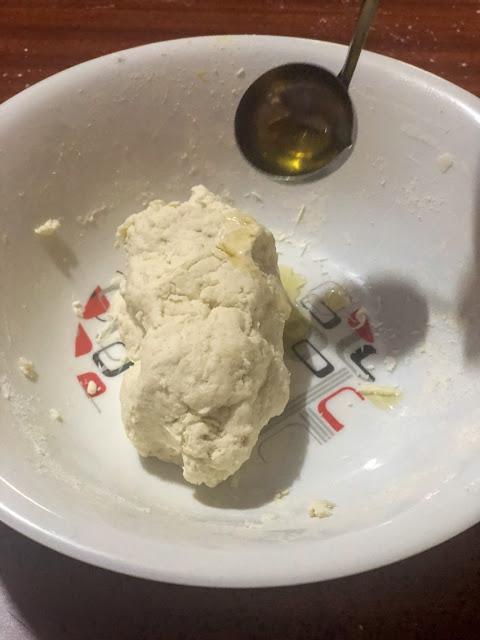 Flour Tortilla - how to make healthy Flour Tortilla at home