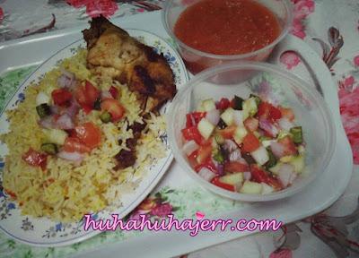 Resepi Nasi Arab Cara Paling Senang
