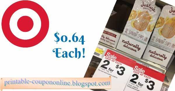 Target printable coupon august 2018