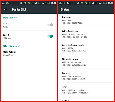 Cara Unlock Dual Gsm Andromax R2 4G LTE (I56D2G) - YABS69.COM
