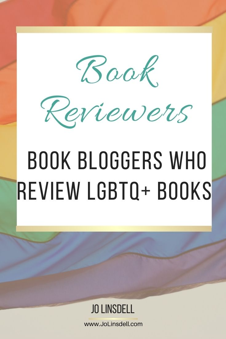Book Reviewers: Book Bloggers Who Review LGBTQ+ Books