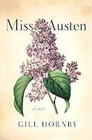 US cover: Miss Austen by Gill Hornby