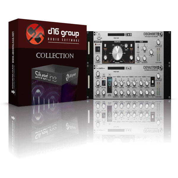 d16 Group SilverLine Collection 2020.2 Full version