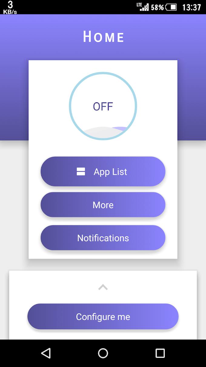 Cara membuat status bar keren di Sharp SH01G