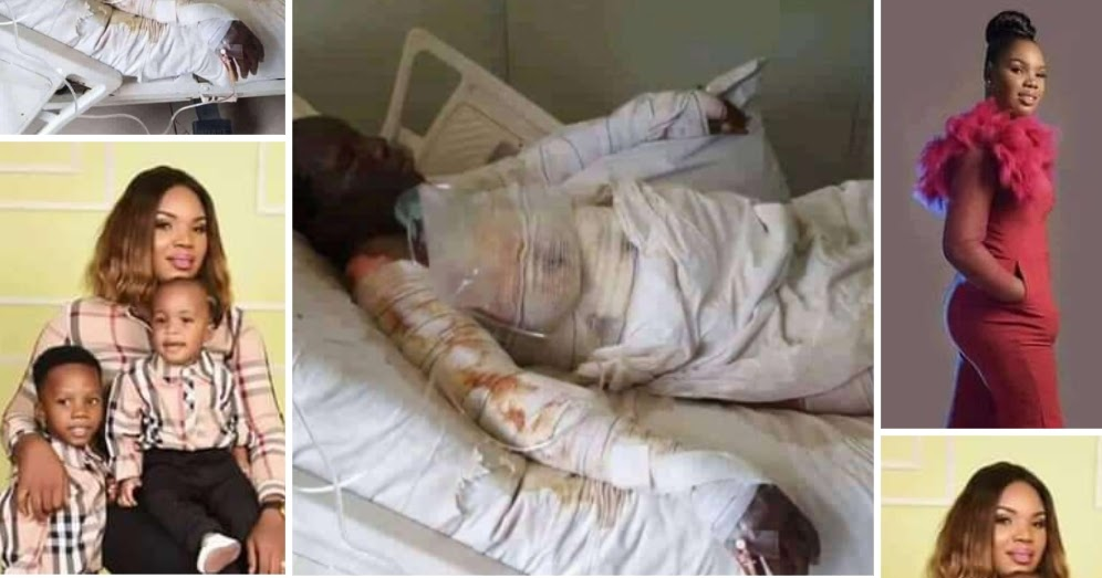 7 Months Pregnant Lady Dies In Fire Outbreak In Lagos