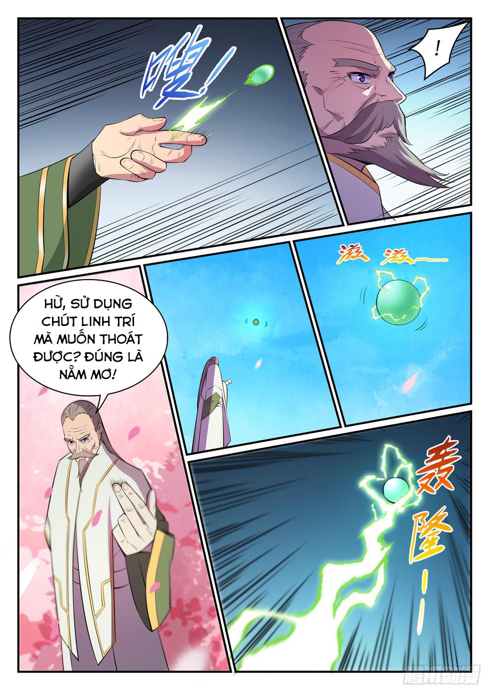 Bách Luyện Thành Thần chap 471 - Trang 6