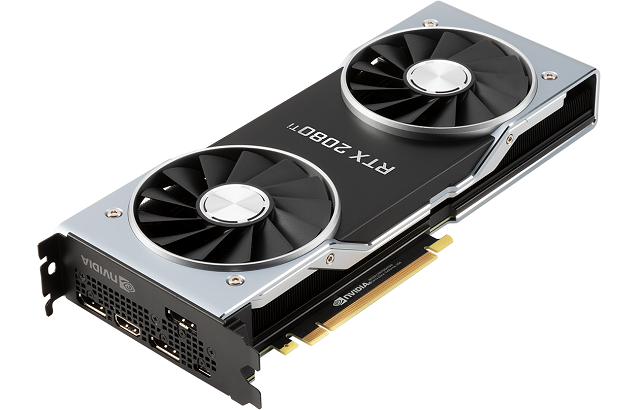 The Best Graphics Cards 2019 Nvidia GeForce RTX 2080 Ti
