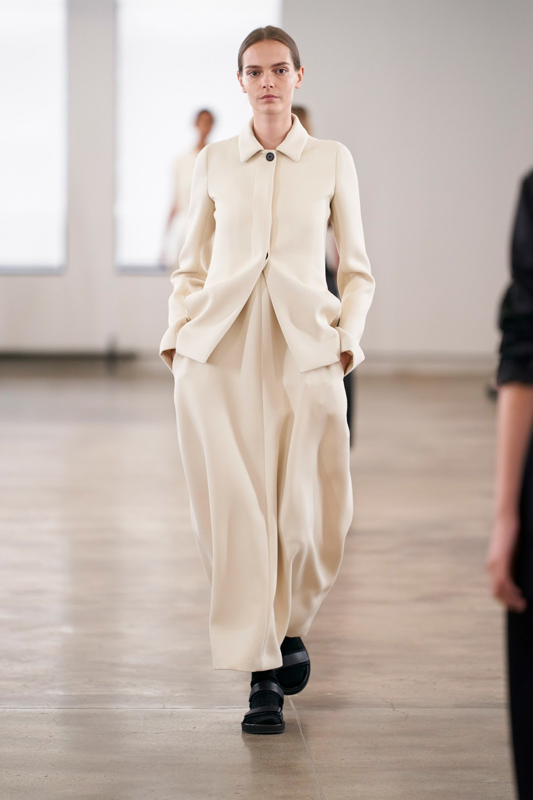 J Crew Spring 2020.The Row Spring Summer 2020 Ready To Wear Nyfw Cool Chic