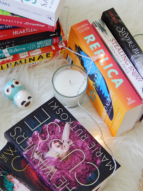 August + September HUGE Book Haul | sprinkledpages