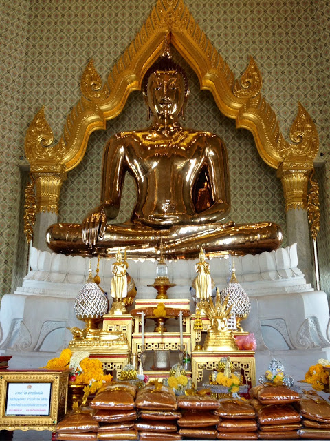 The Golden Buddha of Bangkok