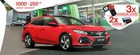 Castiga 3 Honda Civic + 1000 carduri de carburant MOL - concurs - benzinarie - mol - castiga.net - masina