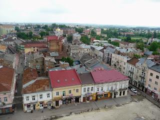 Дрогобыч. Площадь Рынок и улицы исторического центра
