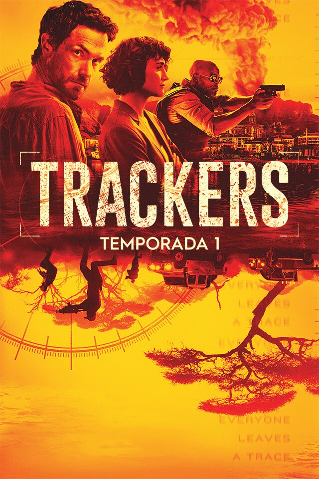 Trackers (2020) Temporada 1 AMZN WEB-DL 1080p Latino
