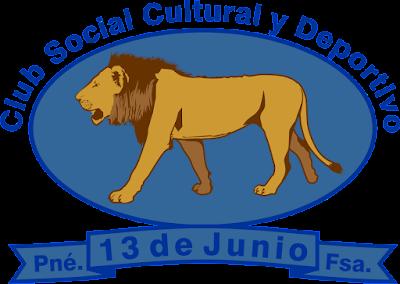 CLUB SOCIAL CULTURAL Y DEPORTIVO 13 DE JUNIO (PIRANÉ)